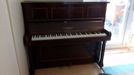 Duck, Son & Pinker New Imperial Model Wooden Upright Piano £150, collection only.