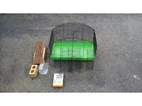 3 x Hamster Cages.