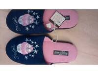 M&co new slippers 5-6