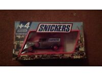 SNICKERS Delivery Van