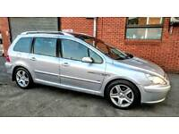 Peugeot 307 SW HDI 7 SEATER QUIKSILVER