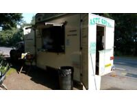 Catering trailer 10ft