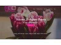 Florist & Flower Designer, Free Delivery.