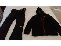 EIDER Ski Jacket - Size S + KILLY SKI trousers - Size UK 30 or EUR 40