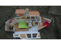 Sylvanian Families boat