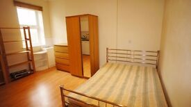 All Bills Inclusive Bedsit, Furnished ,10 min walk from Tooting Broadway
