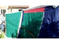 raclet trailor tent