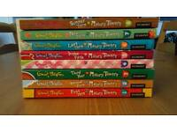 Enid blyton, Malory towers book set.