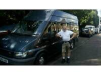 Converted Ford Transit Campervan