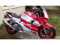 1992 CBR600 For Sale 750 ono