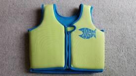 ZOGGS swimming vest jacket float