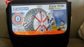 Michelin High Performance Snow Chains