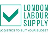LONDON LABOUR SUPPLY - URGENT LABOURERS REQUIRED