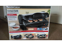 SILVERCREST CONTACT GRILL