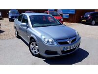 FULL SERVICE HISTORY VAUXHALL VECTRA & NEW MOT AND WARRANTY INCLUDE ON SALE