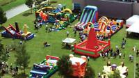 Inflatable Bouncy Castles, Sports, Challenge Games & Much More!