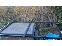 Ford transit connect 02-13 swb roof rack