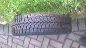 4x Vredestein Snotrac3 winter tyres 175/65 r15