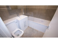 A COMPLETELY REFURBISHED 2 BEDROOM FLAT CLOSE TO TUBE, SHOPS, ARTS DEPOT & PUREGYM