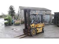 Caterpillar Forklift Truck Diesel In Good Working Order