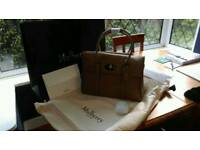 Brand new Mulberry heritage bayswater bag dark beige
