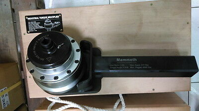 Torque Multiplier 22 To 1 12 Input 1-12 Output Mammoth Brand My Ref 667