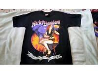 Brand new original Harley Davidson t-shirts