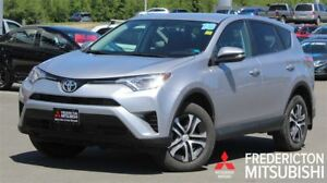 2016 Toyota RAV4 LE! AWD! LOADED! ONLY 41K!