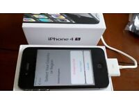 iPhone 4S unlocked Boxed