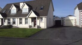 4 Bedroom semi-detached house for rent in Ballyclare