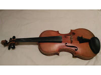 Very good condition Chinese violin.