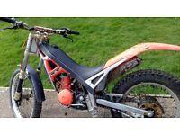 Gas Gas Trials Bike 250CC