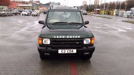 Land Rover discovery 2 es automatic