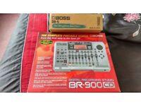 BOSS BR900CD RECORDING STUDIO