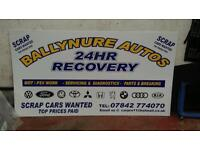 24HR RECOVERY SERVICES ROADSIDE ASSISTANCE UNBEATABLE PRICES ALL AREAS! !!!