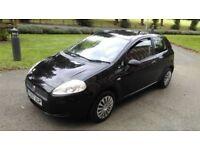 2008/57 Fiat Punto 1.2 Active - MOT till 27th December - 88k Mileage - 1 months Tax Etc