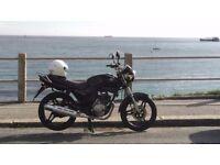 Yamaha YBR 125 2006 Commuter/ Learner Legal Town Motorbike