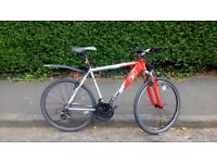 Reebok road mountain bike alluminium reame