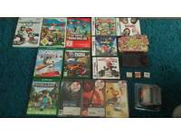 Game bundle xb1 Wii ds psp