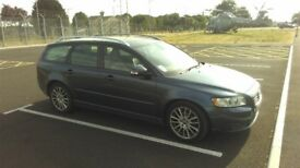 Volvo V50 DrivE SE Lux 2010 60 plate only £20 per year tax