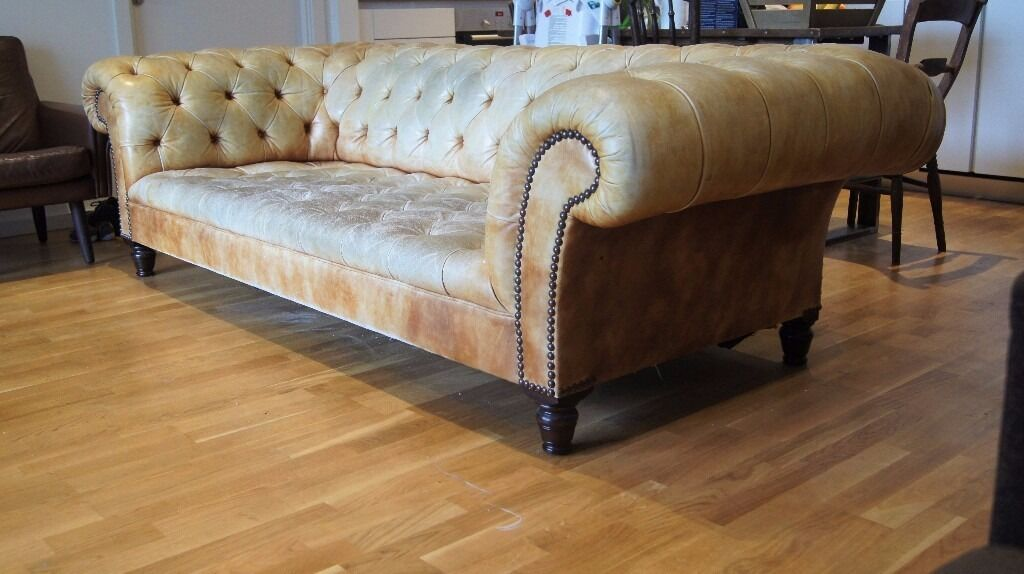 George Smith Chesterfield Sofa