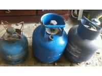 Camping Gas cylinders small