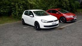 Volkswagen Golf 1.4 56k miles FSH