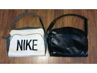 2 nike messenger cross body bags