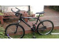 Mens Trek bike - 4900 Alpha 19.5 inch frame