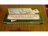 Collectable board game - The Market Square