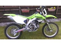 Kawasaki KLX450r Enduro