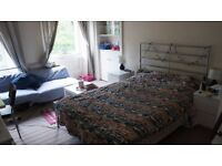 Student flat in a very Central location - double and single room available.