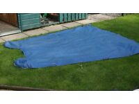 Boat cover for sale.