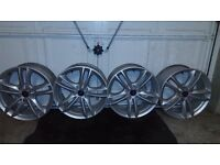 Ford 5X108 alloy wheels 17 inch (mondeo,galaxy,s max other)